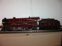 Hornby Royal Scot Locomotive